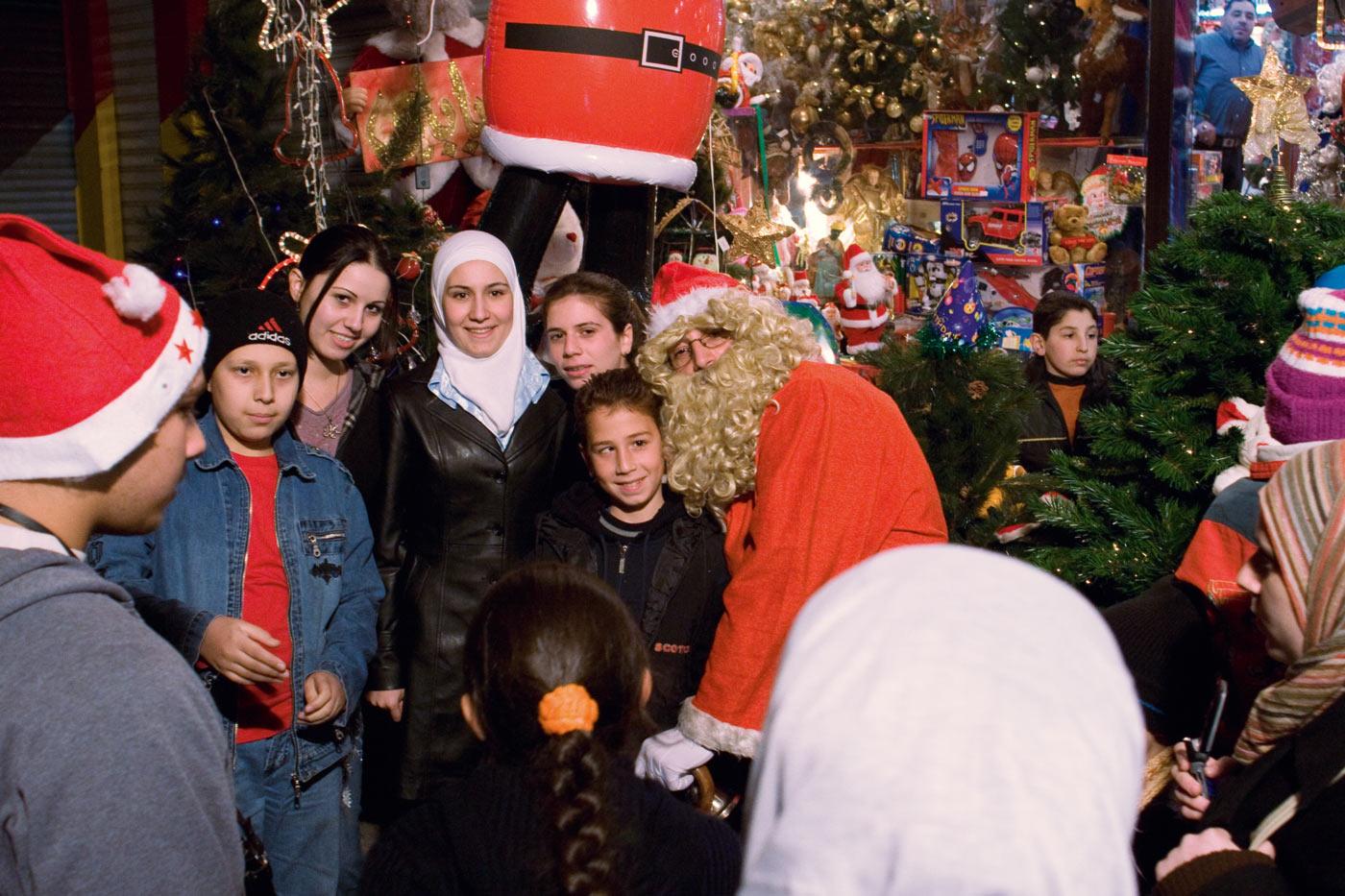 Syrien Weihnachten