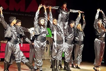 Moria Dance Theatre