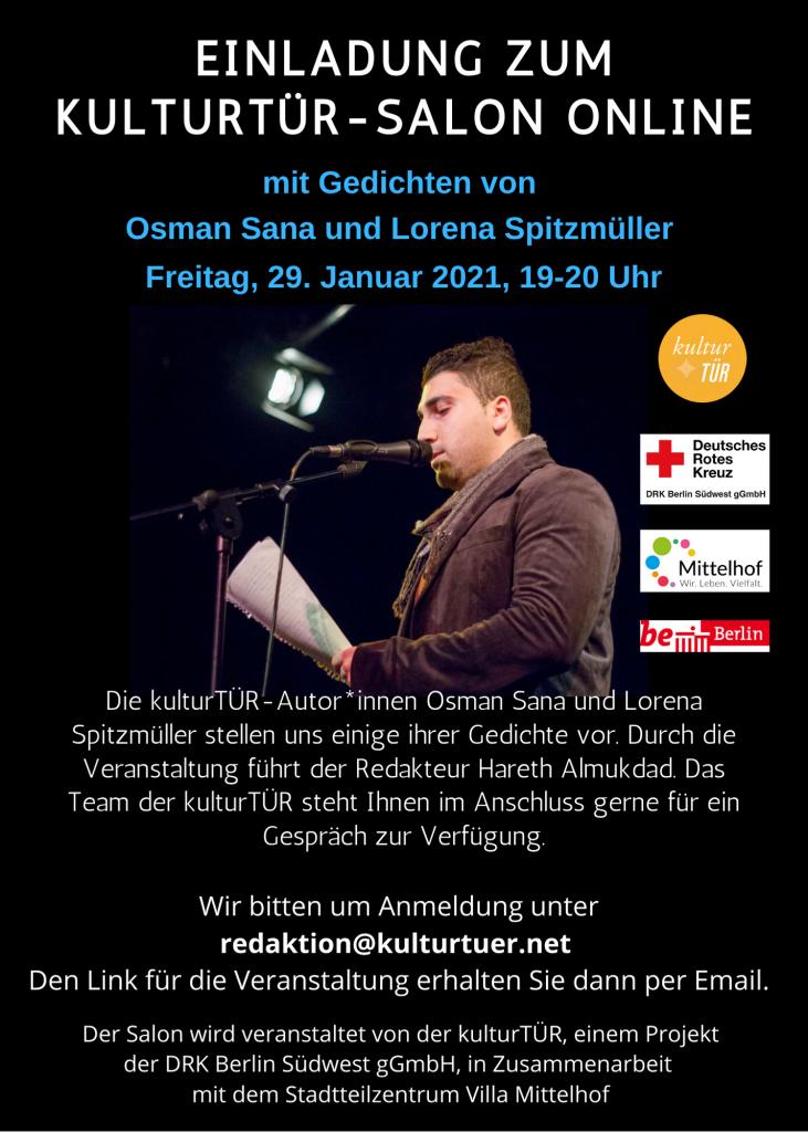 kulturTÜR-Salon online